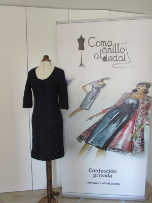 Vestido chanel 1