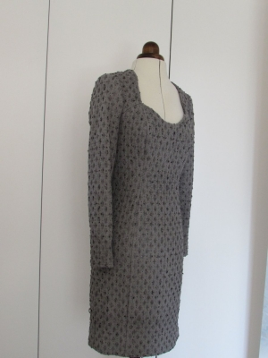 Vestido chanel 2