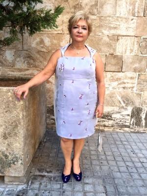 Vestido organza