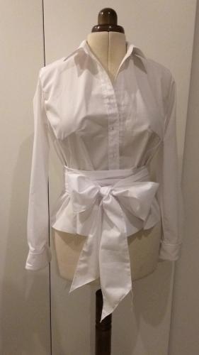 Camisa algodón Carolina Herrera