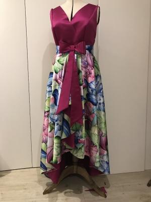 20170723_Detalle vestido invitada boda brocado flores04