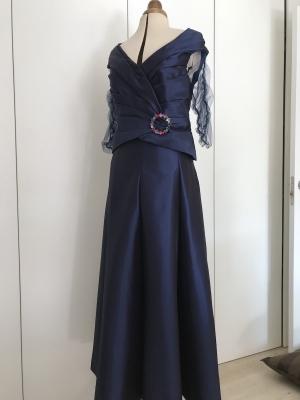 20170801_Vestido drapeado invitada boda09