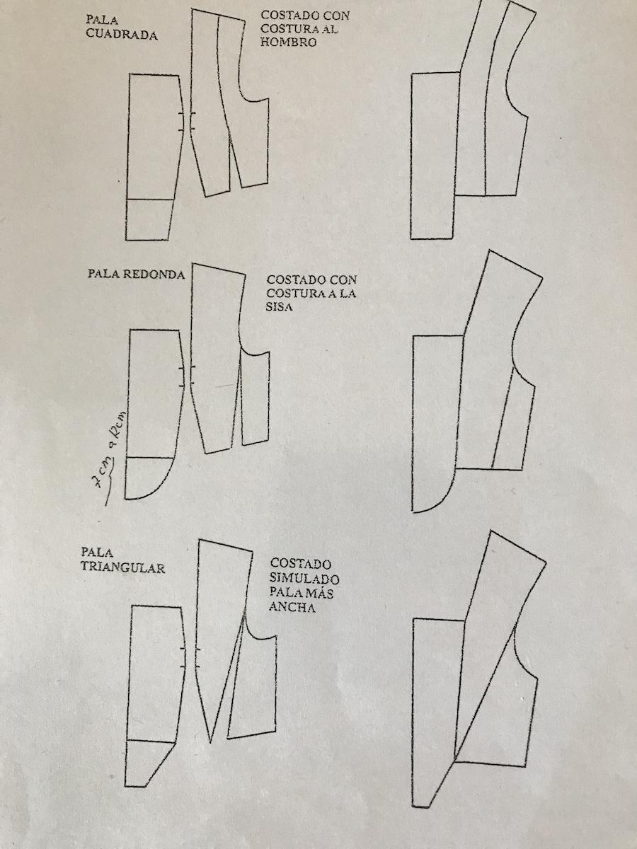 Paso a paso: confeccionar traje de fallera: corpiño (parte 1) – Como ...